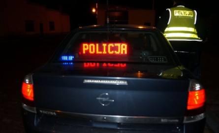 Szalony rajd kierowcy BMW w Częstochowie zakończyli policjanci