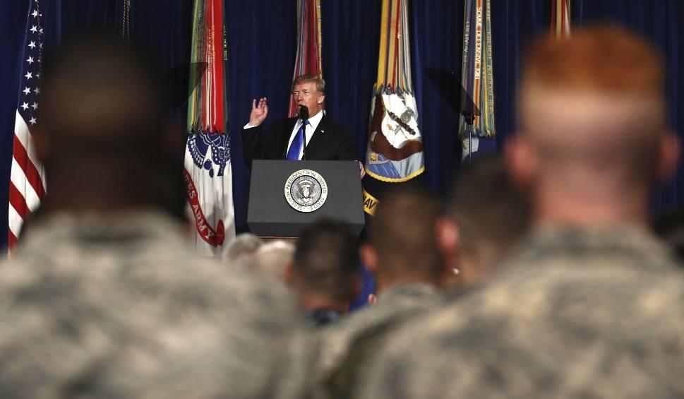 Film do artykułu: Prezydent Donald Trump jednak nie wycofa wojsk USA z Afganistanu. Jest nowy plan działań militarnych
