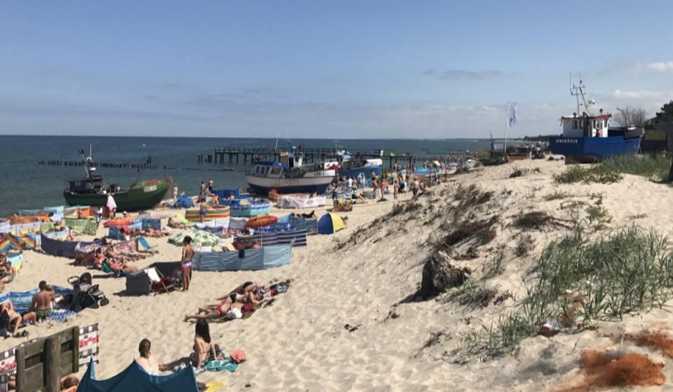 Film do artykułu: Przewodnik Rowerowy po Pomorzu Zachodnim. Mielno: nie tylko plaża, słońce i słona woda [WIDEO]