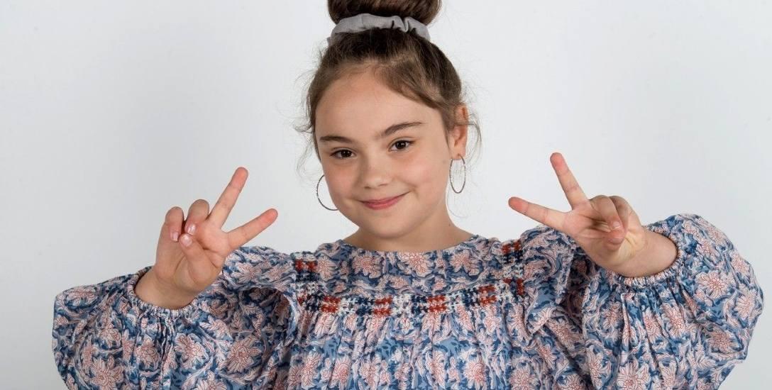 -latka z Rzeszowa jest nie tylko utalentowana muzycznie, ale i sportowo. Ćwiczy karate i ma na swoim koncie spore sukcesy