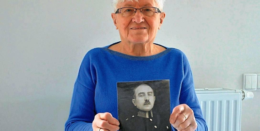 Ojciec pani Kazimiery był policjantem. Ale nie to było powodem uwięzienia. Skazano go na 25 lat łagru, bo uznano go za szpiega.