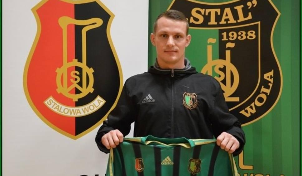 Film do artykułu: 2 liga. Łukasz Pietras podpisał kontrakt ze Stalą Stalowa Wola. Gra na pozycji pomocnika