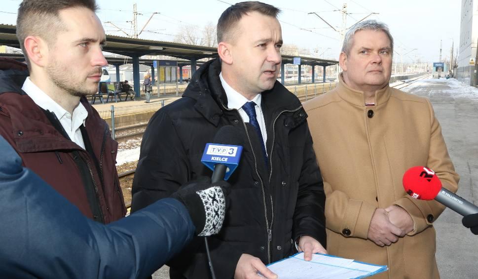 Film do artykułu: Są szanse na stały pociąg z Kielc Buska-Zdroju i dalej do… Budapesztu