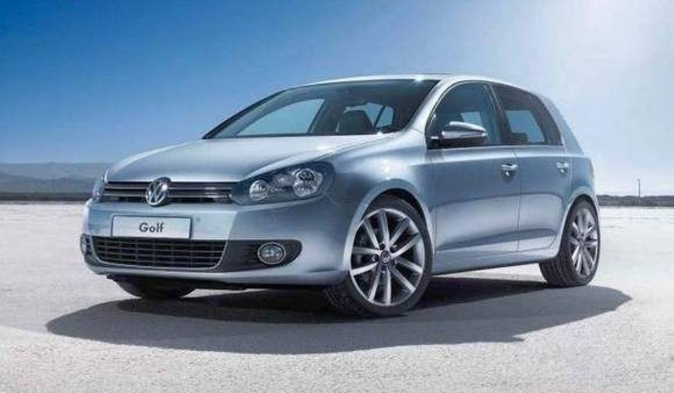 test volkswagen golf vi 2 0 tdi 110 km. Black Bedroom Furniture Sets. Home Design Ideas