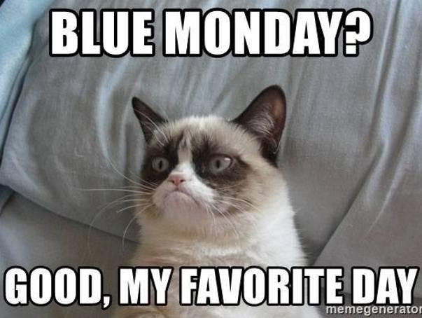 Blue Monday MEMY 21.01.2019. Kiedy wypada najbardziej depresyjny dzień w roku? Zobacz najlepsze memy na Blue Monday