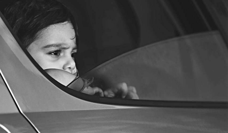Film do artykułu: Mała dziewczynka zamknięta w samochodzie pod jednym z łódzkich marketów 13.06.2019