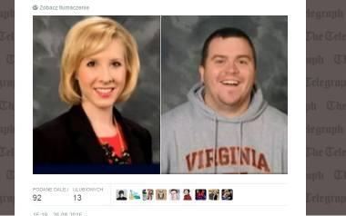 USA: Alison Parker i Adam Ward zastrzeleni na wizji. Vester Lee Flanagan popełnił samobójstwo