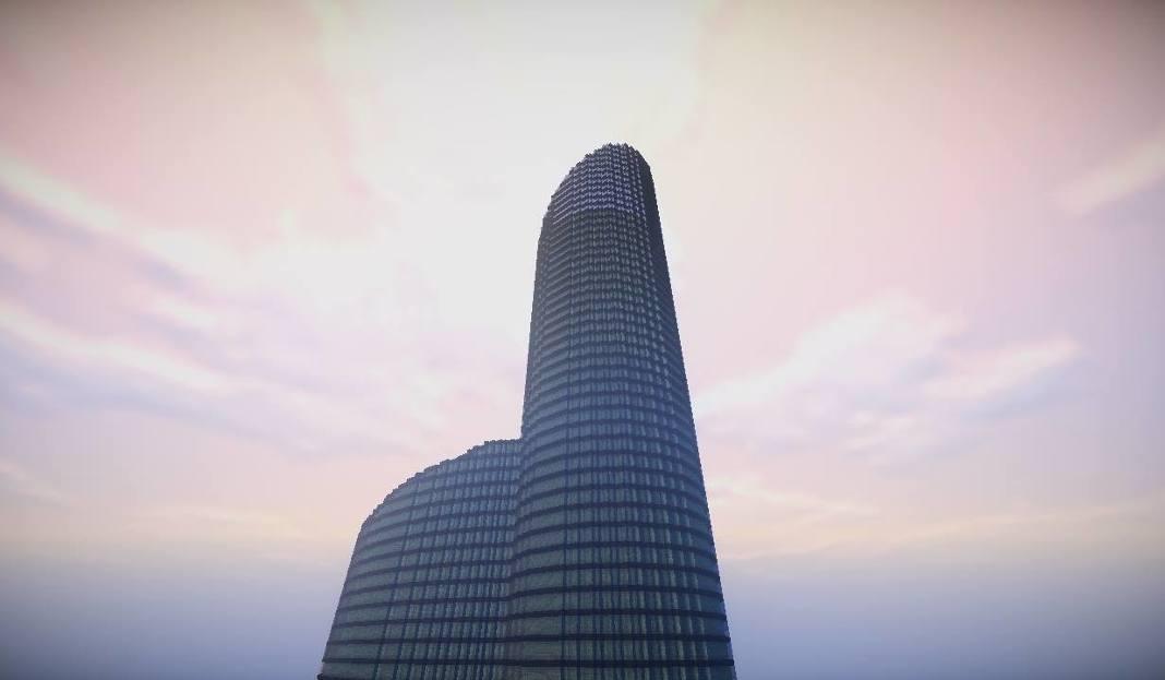 Sky Tower I Zamek Książ Trafią Do Gry Minecraft Gazetawroclawskapl