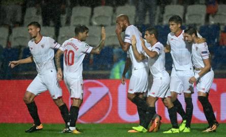 Ważne zwycięstwo na gorącym terenie - Sevilla wygrała w Turcji