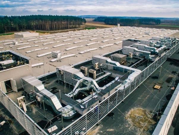 Miesiąc temu został zakończony ostatni etap budowy nowej fabryki SaMasz. Kolejno zostały uruchomione nowoczesne linie produkcyjne, które spełniają najwyższe