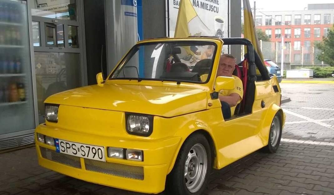 Fiat 126p Maluch Orońsko - Sprzedajemy.pl