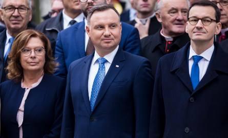 Prezydent Andrzej Duda desygnował Mateusza Morawieckiego na premiera