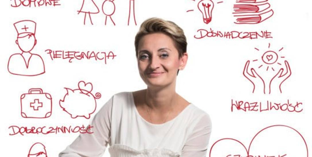 Ewa Sadowska: Z informacją, że pomagamy, chcemy dotrzeć do jak największej liczby osób. Nikt w trudnej sytuacji nie powinien zostać sam