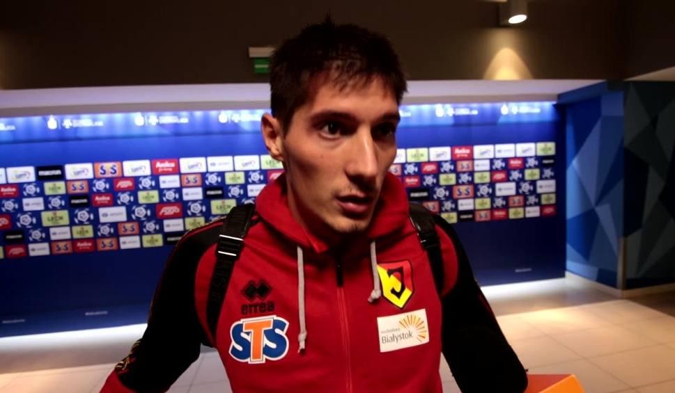 Film do artykułu: Zoran Arsenić o meczu Lech - Jagiellonia: Brakowało nam spokoju w ofensywie
