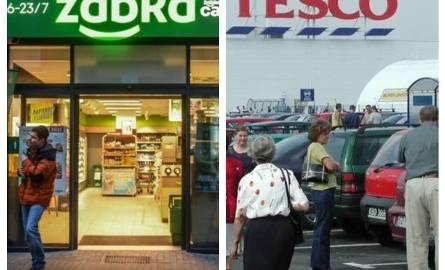 Rząd chce mieć własną sieć sklepów. Na początek przejmie Tesco i Żabkę?