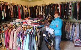 Sklepy z odzieżą używaną coraz bardziej popularne!