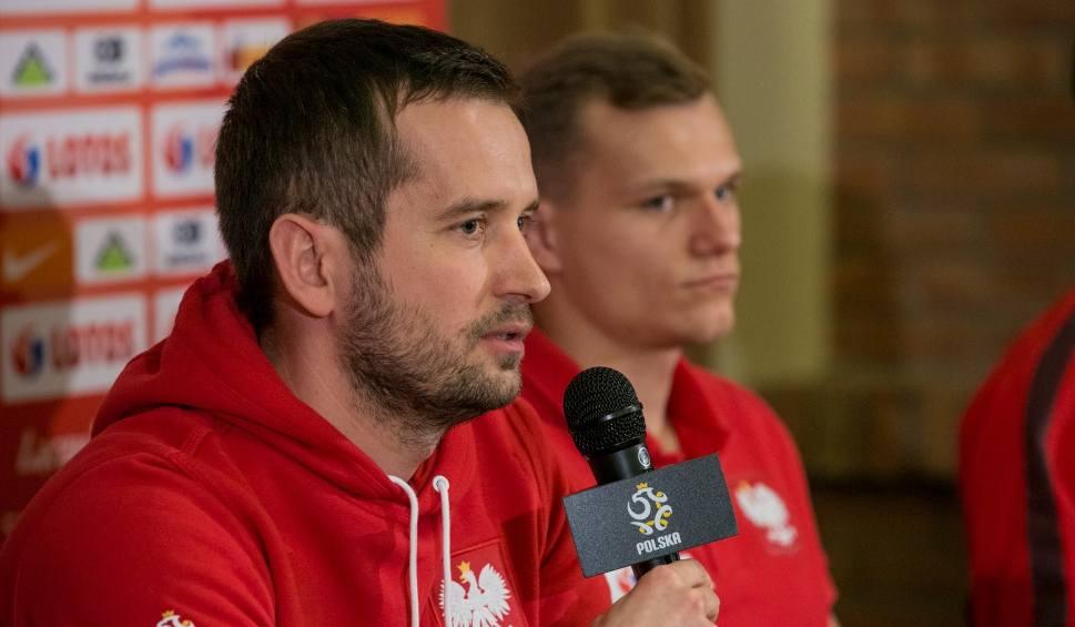 Film do artykułu: Trener Marcin Dorna nie chce komentować kontrowersyjnych słów Roberta Lewandowskiego