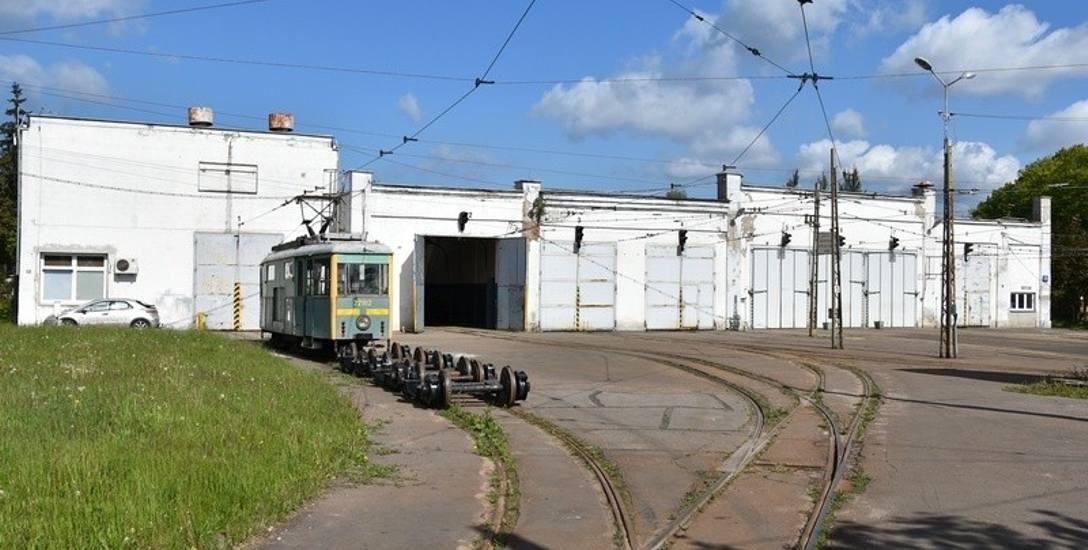 Zajezdnia tramwajowa Chocianowice coraz bliżej remontu. Otwarto oferty w przetargu na projekt jej przebudowy