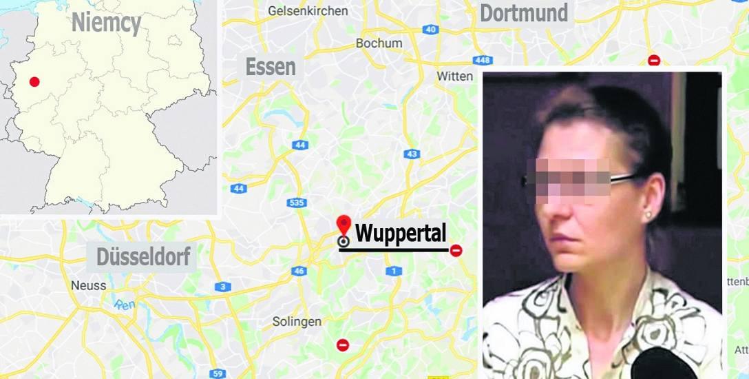 Poszukiwania Doroty K. trwały pięć lat. Ciekawe, czy przez cały ten czas ukrywała się w Wuppertalu, a więc na terenie Niemiec - kraju, z którego policjanci