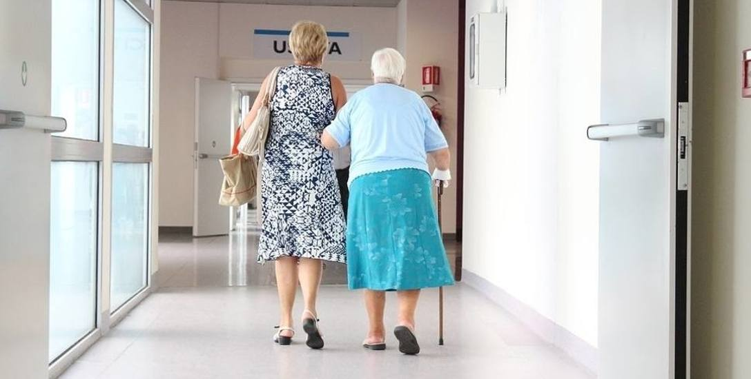 Pacjenci z Drawska Pomorskiego pełni obaw. Kto będzie nas leczył?