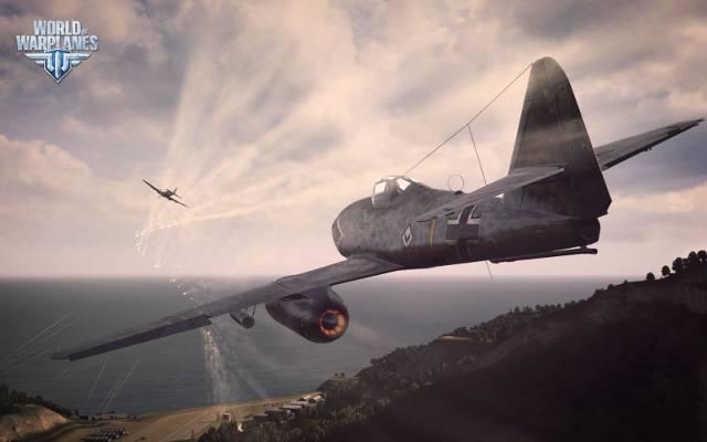 World of Warplanes: Otwarta beta startuje już niedługo (wideo)