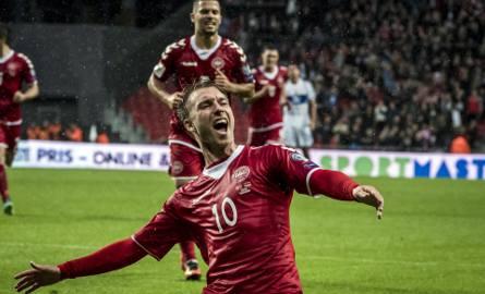 Wyniki Duńczyków mają zależeć przede wszystkim od dyspozycji Christiana Eriksena