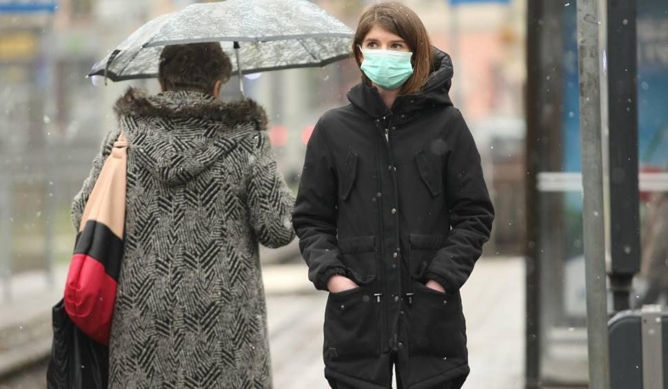Film do artykułu: Wychodząc z domu zakładajmy maseczki ochronne! Apeluje o to do Lubuszan Okręgowa Rada Lekarska w Zielonej Górze