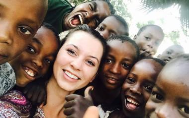 Kup plecak, pomóż dzieciom z Afryki - apeluje 18-letnia makowianka
