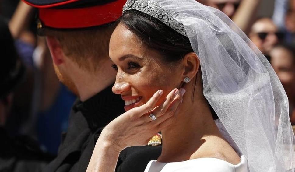 ślub Księcia Harryego I Meghan Markle Dużo Filmów Zdjęć Royal