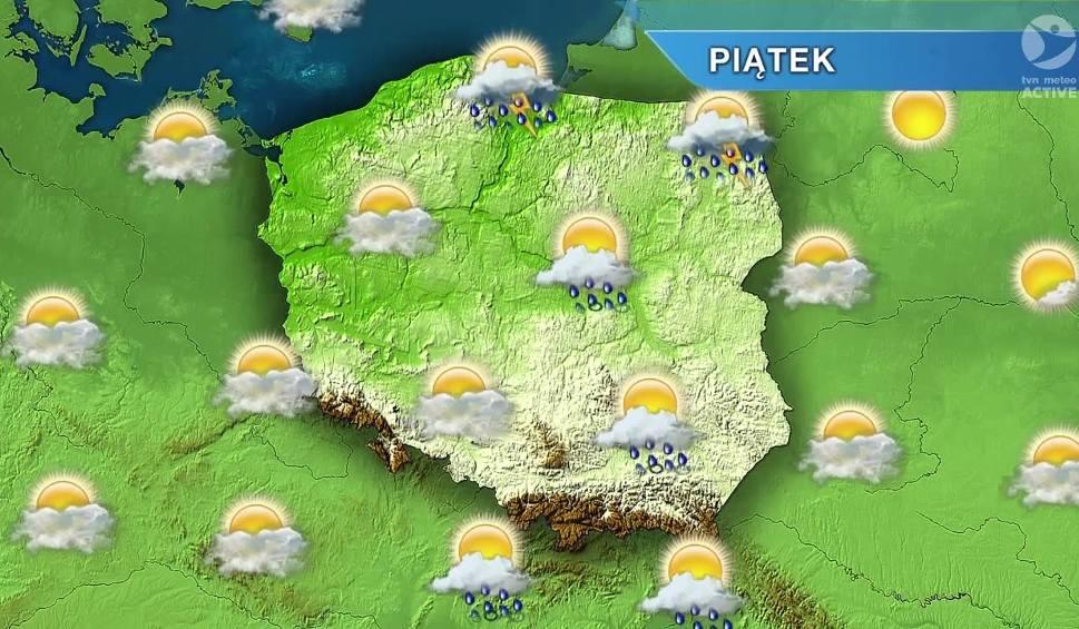 Film do artykułu: Pogoda w Opolu i na Opolszczyźnie. W piątek ciepło i słonecznie