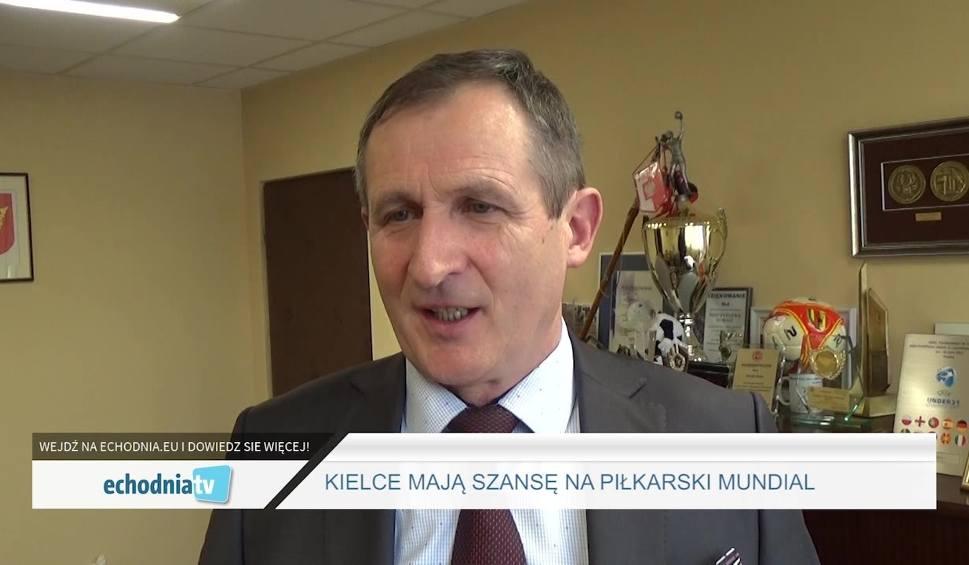 Film do artykułu: WIADOMOŚCI SPORTOWE. Piłkarskie mistrzostwa świata U20 w Kielcach!?