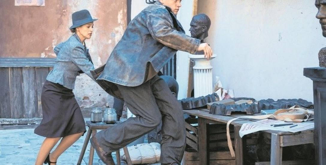 """""""Kurier"""" opowiada o misji Jana Nowaka Jeziorańskiego z czasów II wojny światowej, ale nie jest filmem biograficznym"""