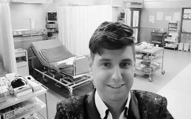 Tomek Kabis od zawsze pomagał chorym, prezentując swoje sztuczki w szpitalach. Był z tego dumny. Nie przestał nawet, gdy sam był chory
