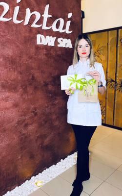 Pomysł na prezent Shintai Day SPA