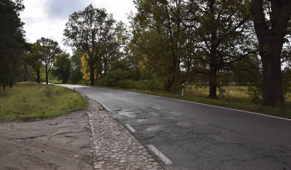 Film do artykułu: Utrudnienia w ruchu. Kilometr drogi pomiędzy gminami Nowa Sól i Siedlisko jest remontowany