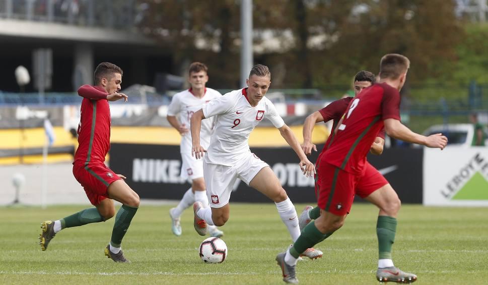 Film do artykułu: Reprezentacja Polski do lat 20 przegrała w Rzeszowie z Portugalią