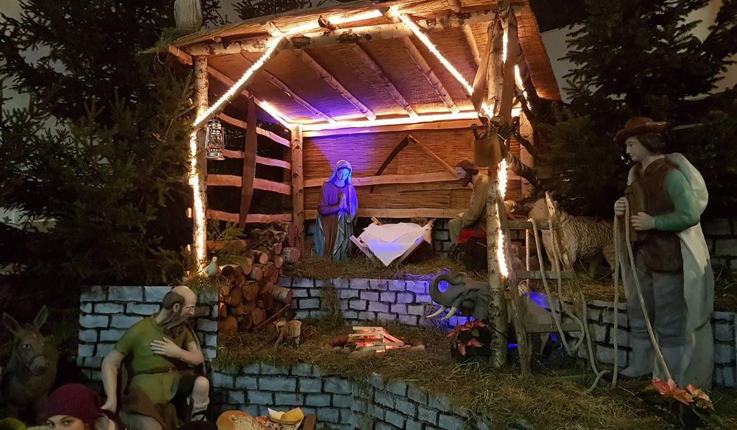 lodz boze narodzenie 2018 Szopki w łódzkich kościołach. Boże Narodzenie 2016 [ZDJĘCIA  lodz boze narodzenie 2018