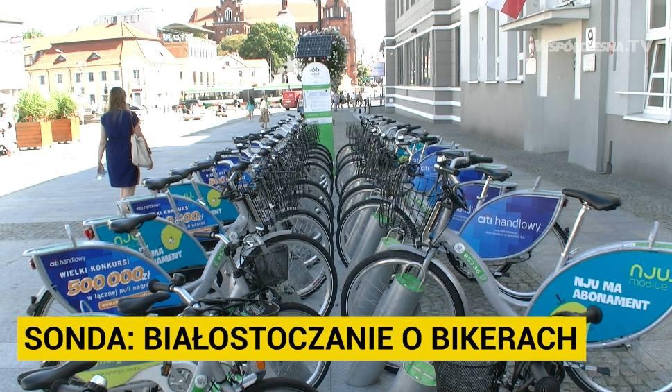 Film do artykułu: BiKeR-y w Białymstoku. Co ludzie sądzą o rowerach miejskich? [WASZYM ZDANIEM]