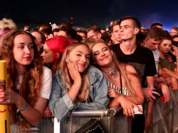 Kraków Live Festival 2018. Drugi dzień z gwiazdami popu, rocka i hip-hopu. Tak bawiliście się na koncertach!