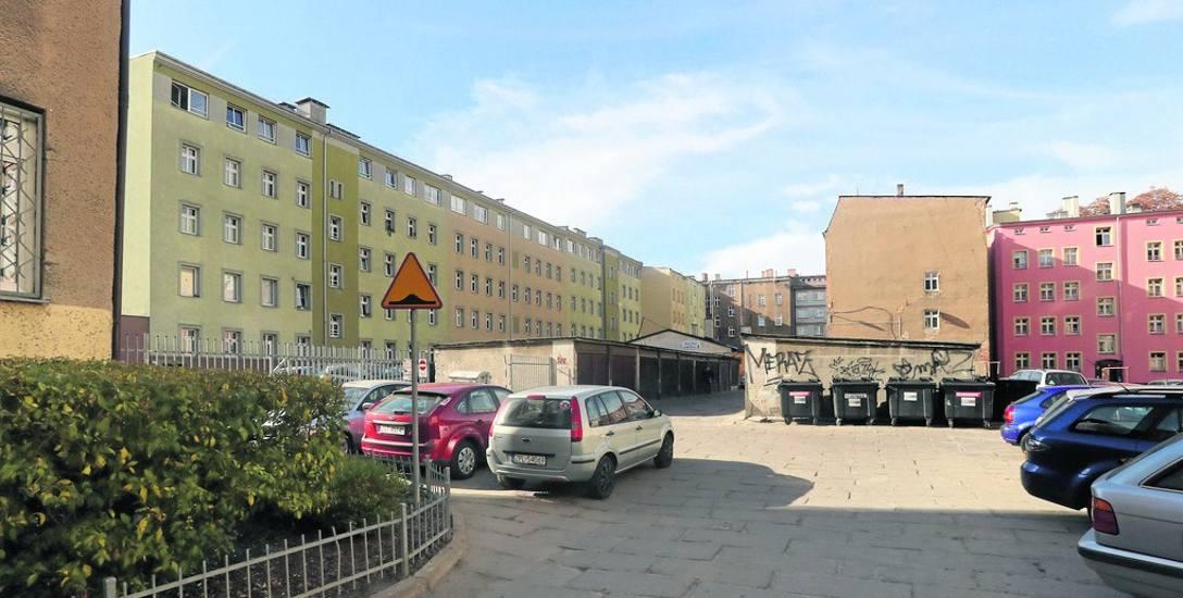 Szczecin - Śródmieście. W przyszłym roku zacznie się przebudowa wnętrza śródmiejskiego kwartału