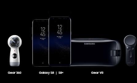 Samsung zaprezentował dwa nowe smartfony: Galaxy S8 oraz jego większą wersję, czyli Galaxy S8+. Poznaj specyfikację i cenę w Polsce