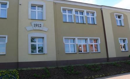 W Gimnazjum numer 1 między innymi wyposażone  zostaną sale dydaktyczne.