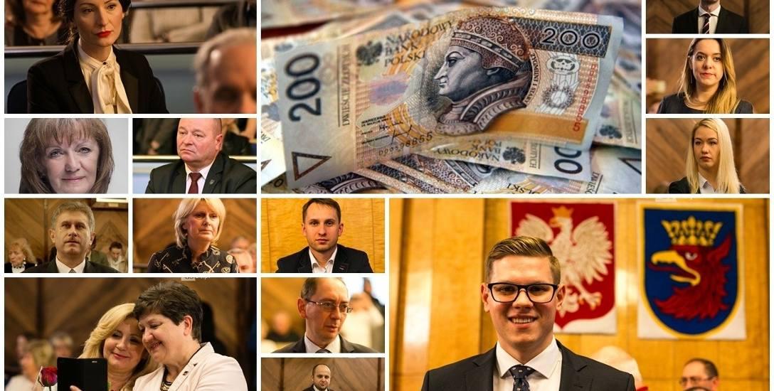 Sprawdzamy finanse szczecińskich radnych ósmej kadencji rady miasta