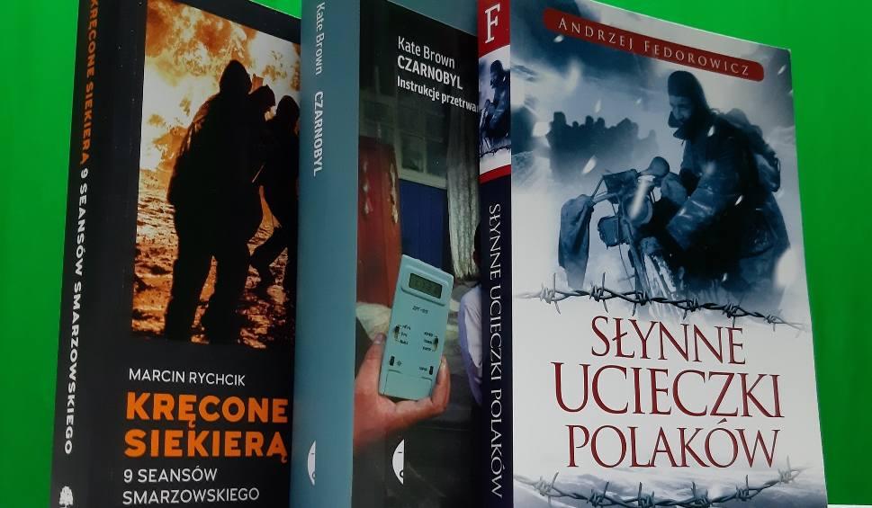 Film do artykułu: Anki Czytanki, odcinek 138. Smarzol, Czarnobyl, brawurowe ucieczki