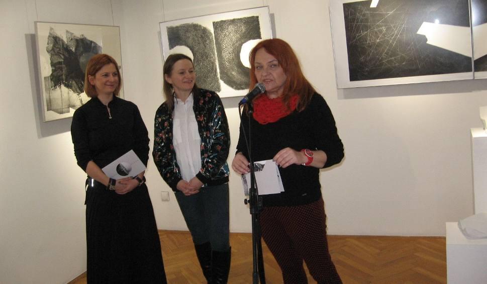 """Film do artykułu: Radomscy studenci pokazali drugą już w tym tygodniu wystawę prac -  """"Razem czy osobno"""""""