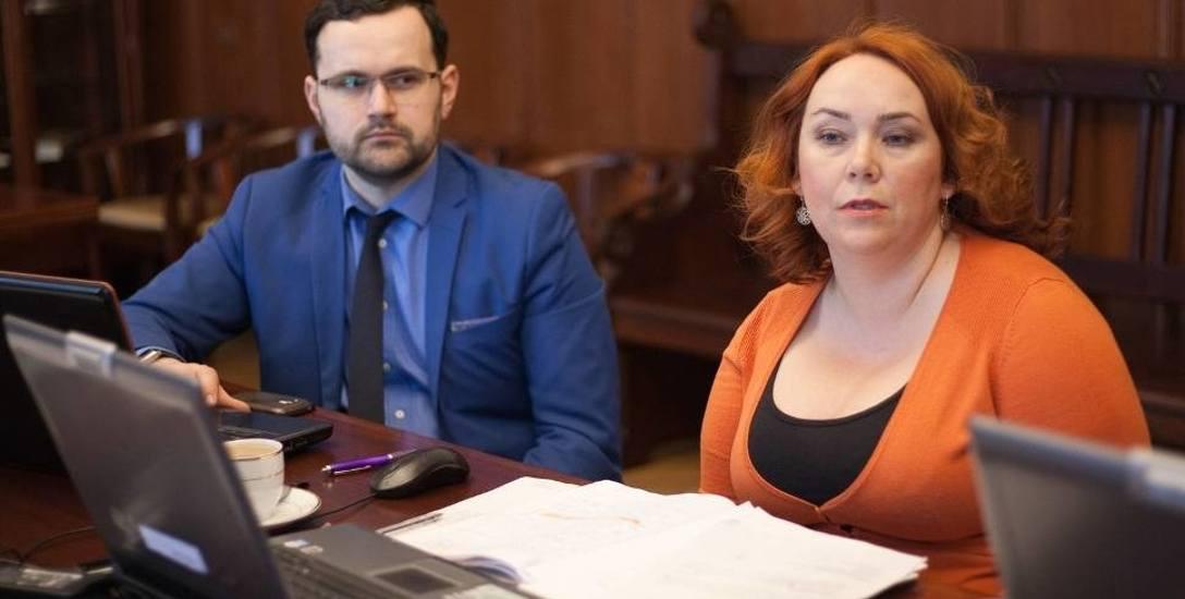 Radna Anna Rożek przypomniała o sobie wyborcom z okręgu