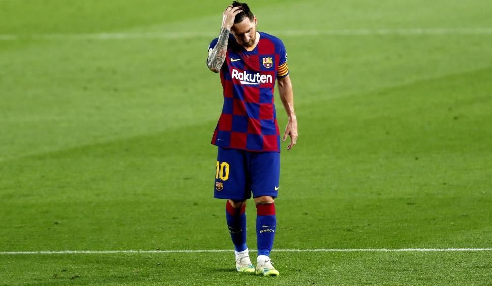 Film do artykułu: Lionel Messi i Cristiano Ronaldo znów w jednej lidze? Inter Mediolan zamierza wyłożyć gigantyczne pieniądze na kontrakt asa Barcelony