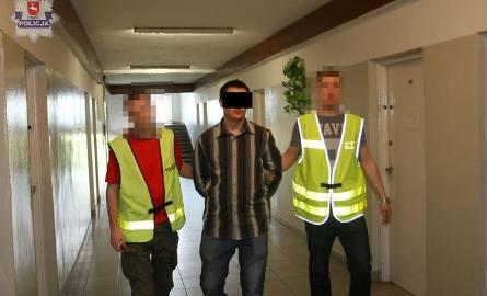 3500 porcji marihuany. Lublinianin trafił do aresztu
