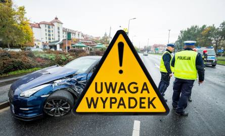 Utrudnienia drogowe i wypadki w Kujawsko-Pomorskiem. Raport drogowy pomorska.pl