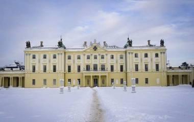 Pałac Branickich w Białymstoku jest spuścizną po Janie Klemensie Branickim